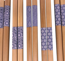 Load image into Gallery viewer, Bamboa dining bamboo chopsticks