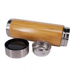 Bamboa Booflask Bamboo Tea/Coffee Flask