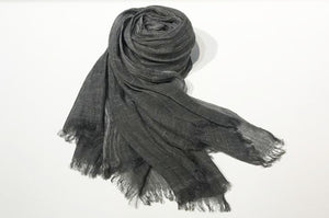 Mary Jane - Bamboo Hemp Scarf