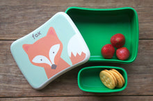 Load image into Gallery viewer, Bamboa Bento Bamboo Lunch Box For Kids