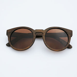 Bamboo Booshades Lantau Peak Sunglasses by Bamboa