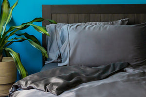 Bamboa-bamboo bed sheet set