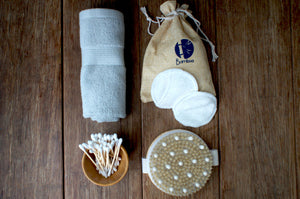 Bamboo Essentials Gift Set