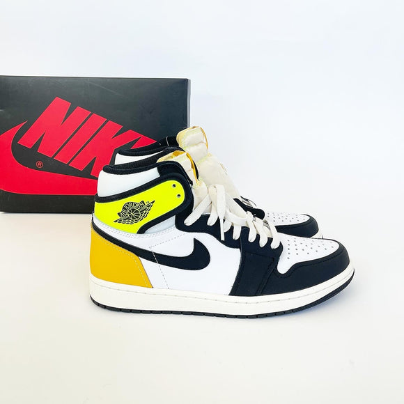 NIKE JORDAN 1 HIGH VOLT SNEAKERS
