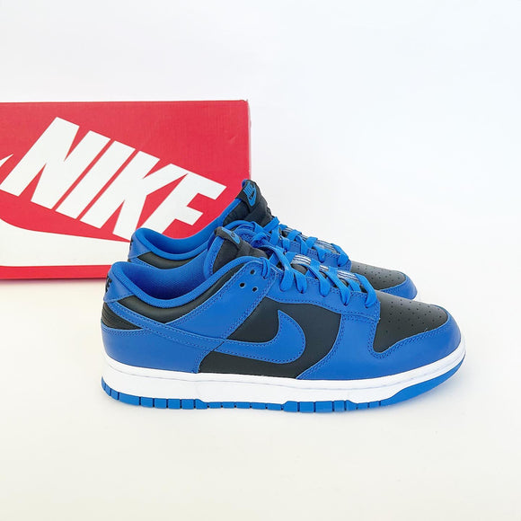 NIKE DUNK LOW COBALT SNEAKERS