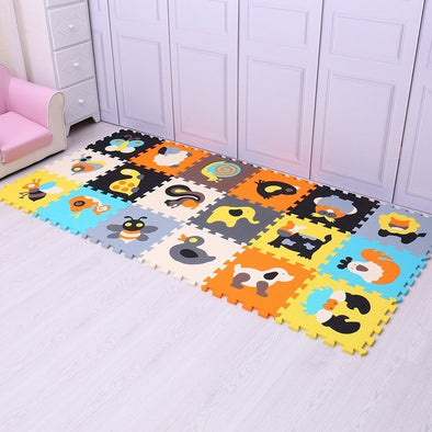 Baby's Soft  Puzzle Mat