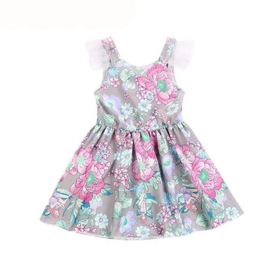 Hot Sale Infant Floral Dress
