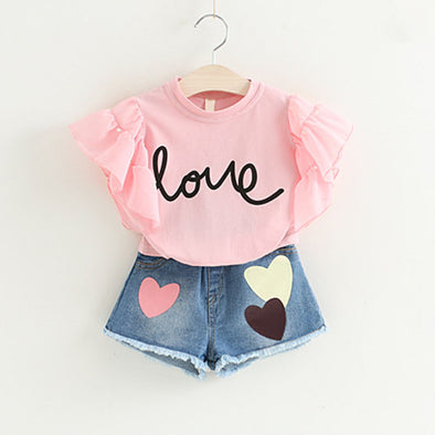 Love Clothing Summer Set