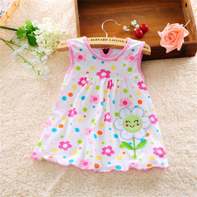 Sumer Day Baby Girl Summer Dress