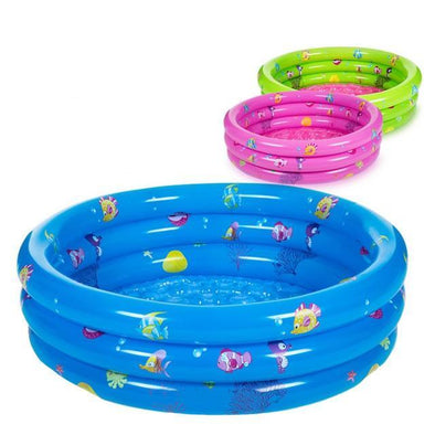 Round Inflatable Pool for Baby