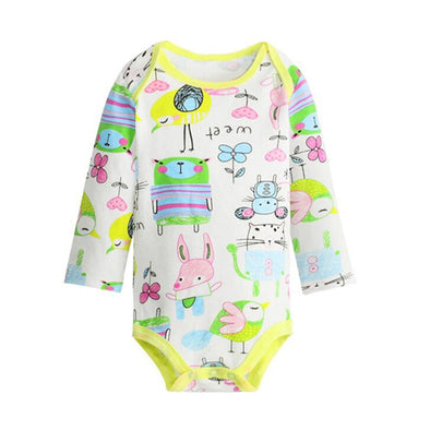 Lovely Cotton Baby Bodysuits