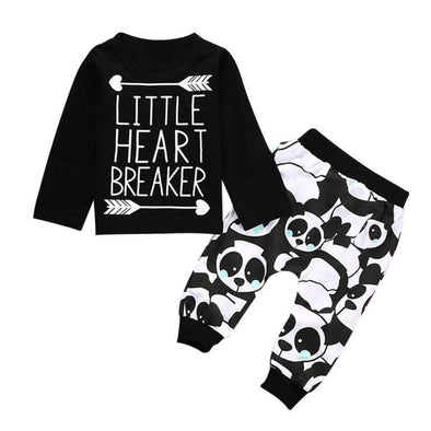 Boy Clothing Set Long Sleeve