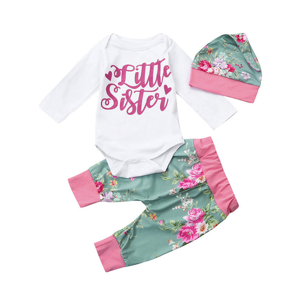 Baby Girl Cute Outfit