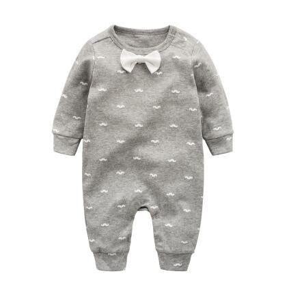 Grey Infant Jumpsuit