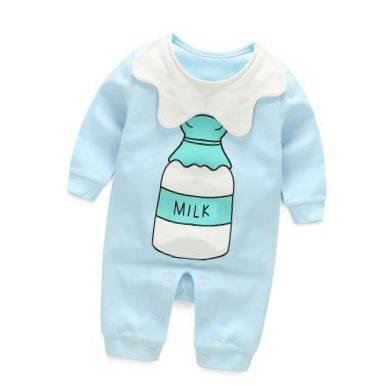 Cartoon Baby Boy Infant  Jumpsuit