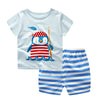 Baby Boy Summer Happy Suit