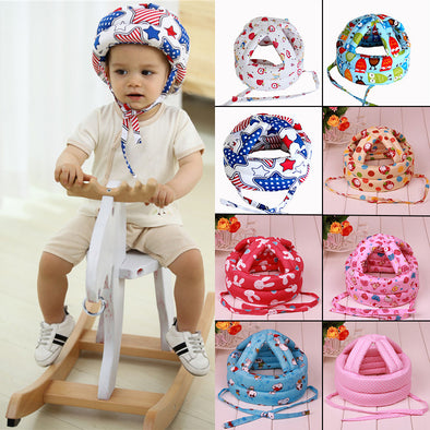 Baby Protective Adjustable Safety Helmet
