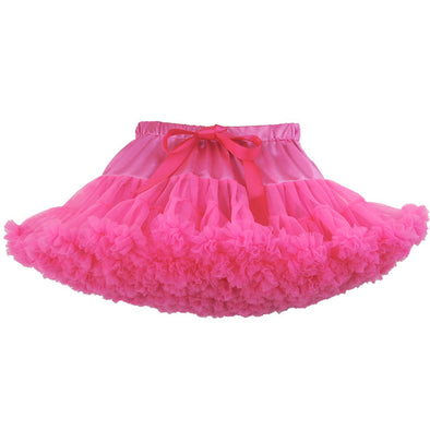 Fluffy Baby Ballet Skirts