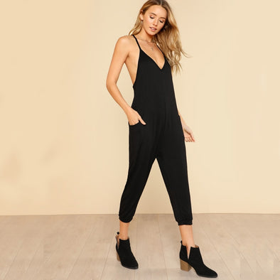 Flattering and Elegant Jumpsuit