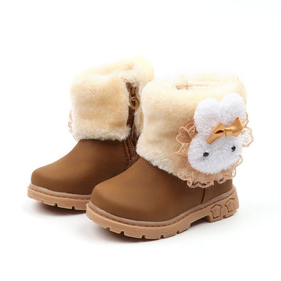 Classic Snow Boots for Children