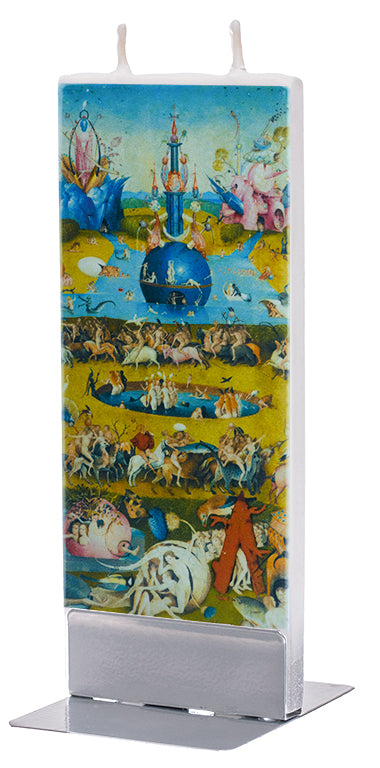 Hieronymus Bosch - The Garden of Earthly Delights 1