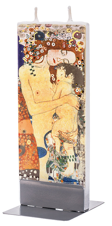 Klimt - Mother and Child