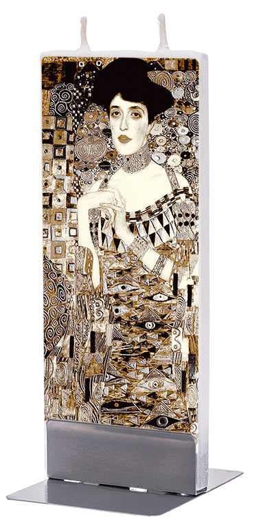 Klimt - Adele, Black & White