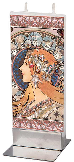 Mucha - Woman in Horoscope