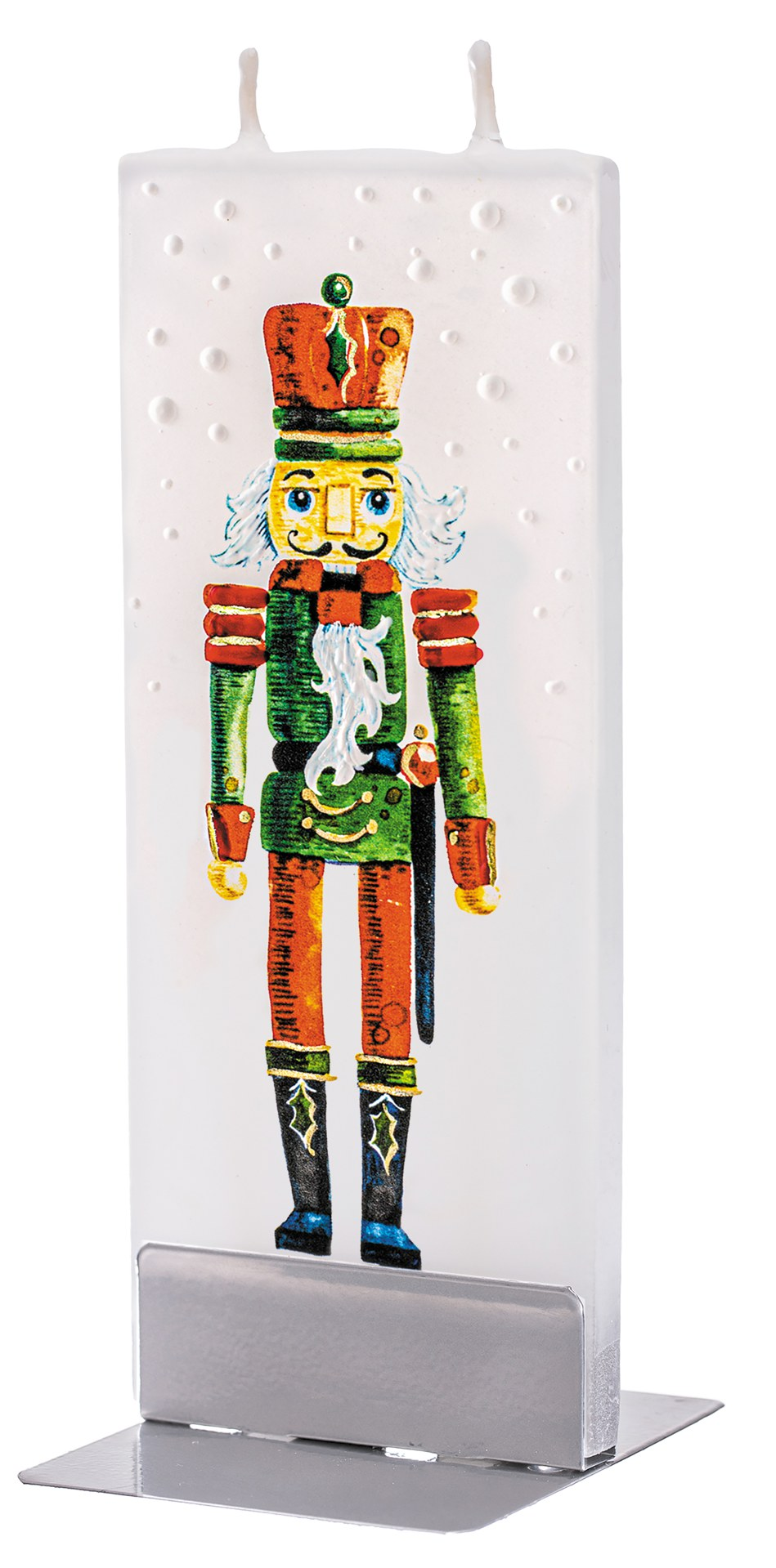 Nutcracker Candle