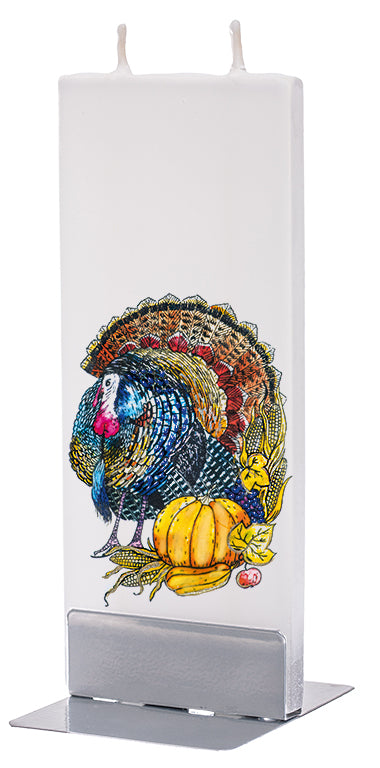 Thanksgiving Turkey Candle