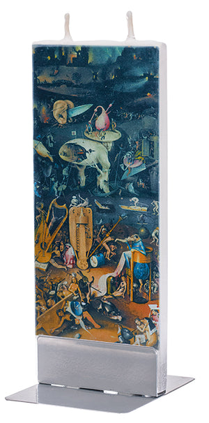 Hieronymus Bosch - The Garden of Earthly Delights 2 Candle