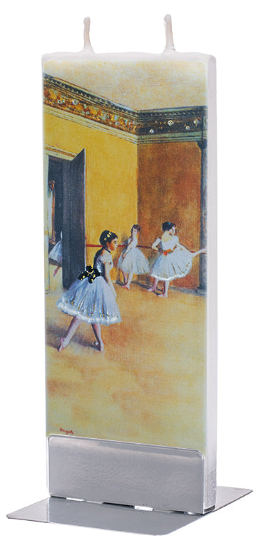 Edgar Degas Dance Class At The Opera