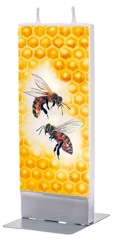 Honey Bees on Honeycomb 2