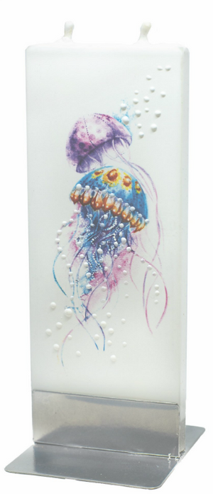 Jellyfish - Decorative Candle by Flatyz