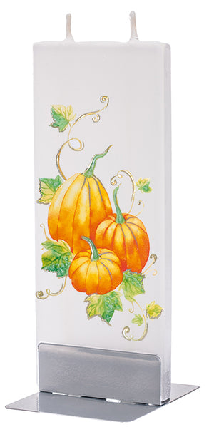 3 Fall Pumpkins Candle