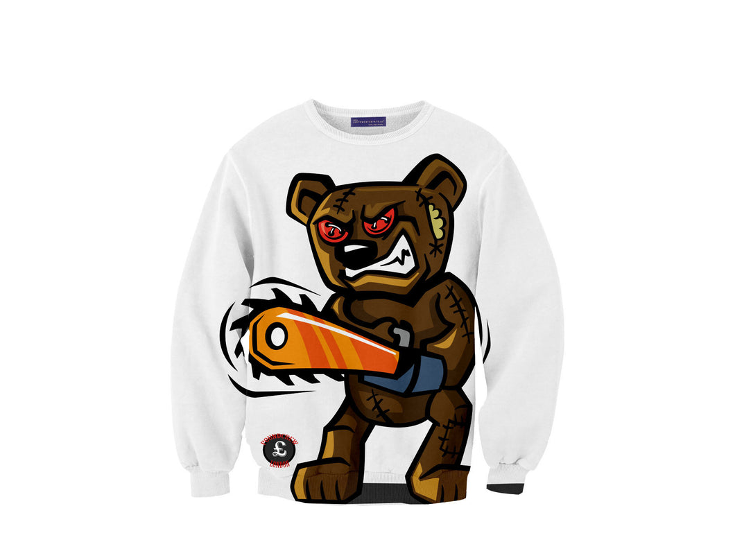 Horror Bear Sweatshirt