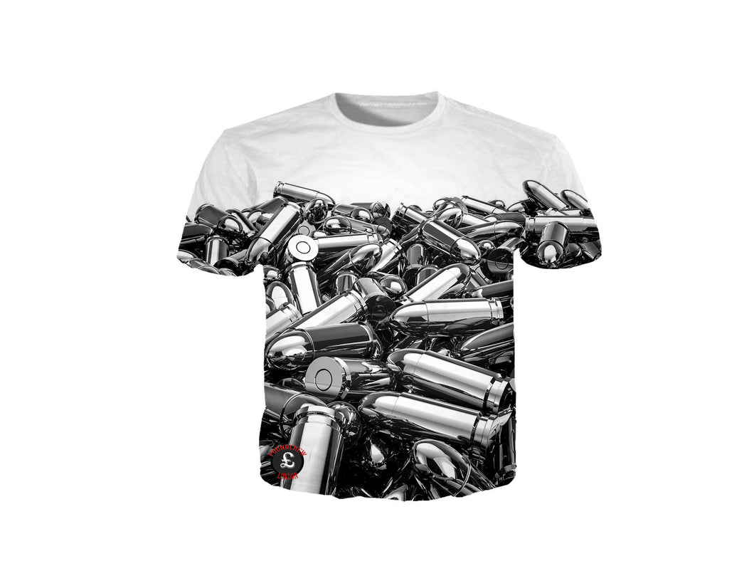 Grey Bullets T-Shirt