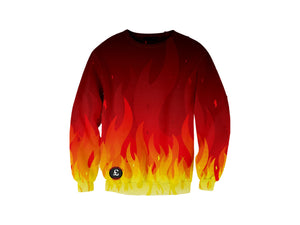 Fire Fade Sweatshirt