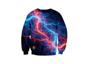 Mixed Lightning Sweatshirt