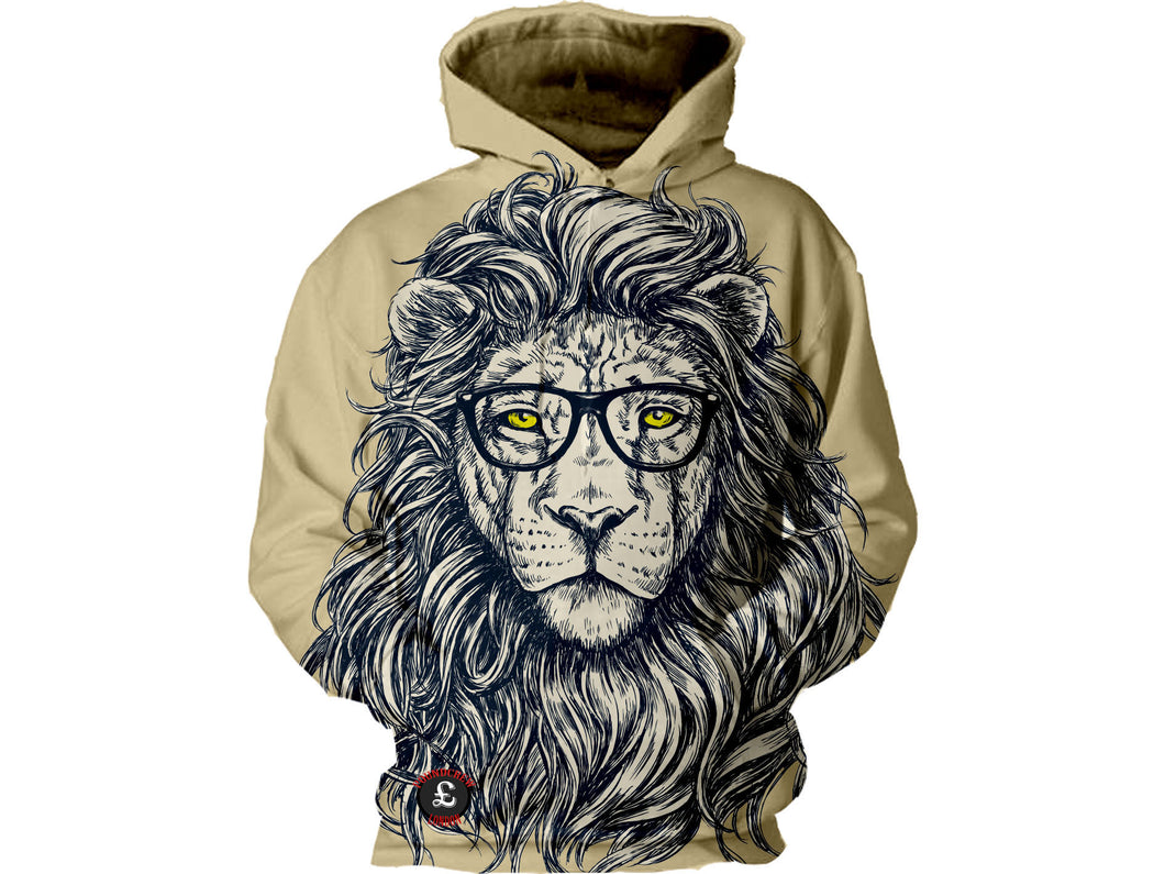 Evolved Lion Hoodie