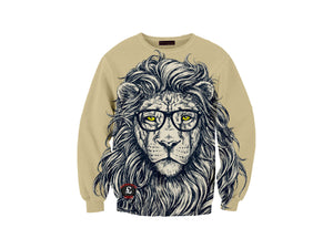 Evolved Lion Sweatshirt