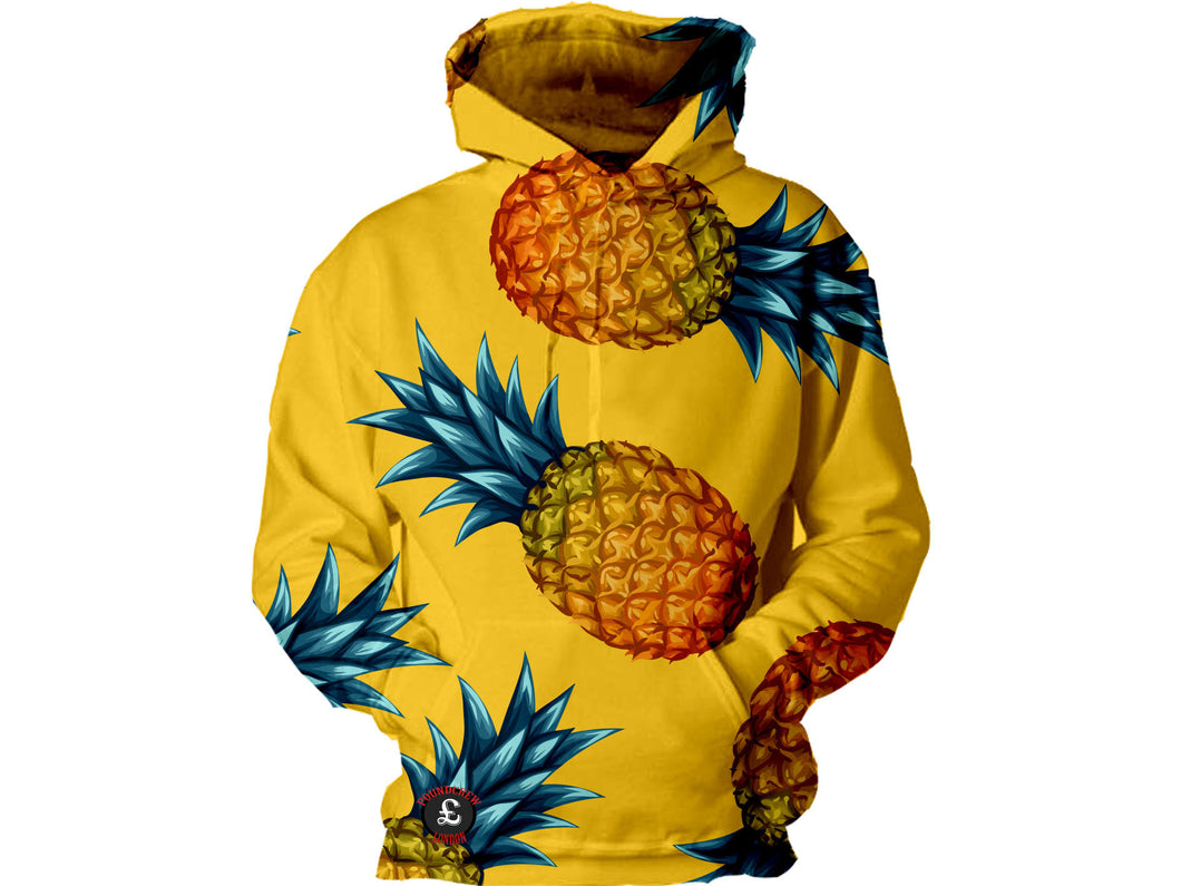 Endless Pineapples Hoodie