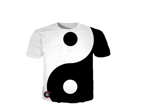 Yin and Yang T-shirt