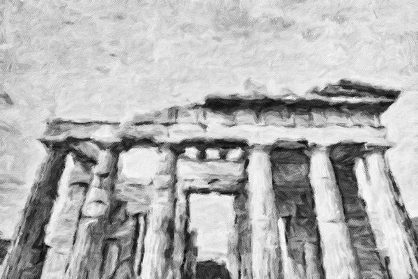 Acropolis, Athens, Greece, Reworked