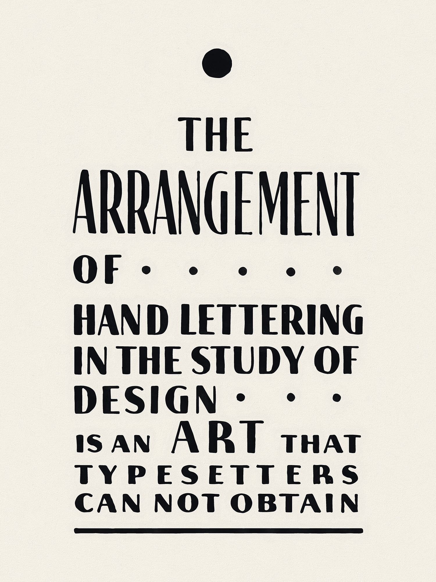 Studio Handbook No. 54, Lettering, Reworked, Series 2