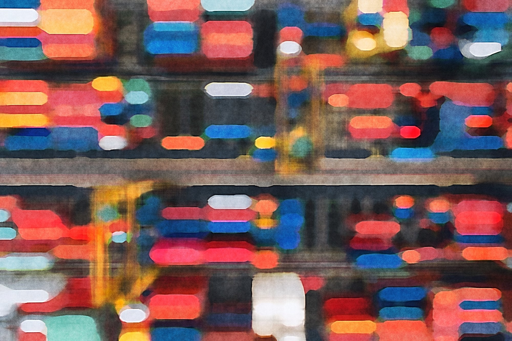 Shipping Containers No. 4, Reworked, Series 1