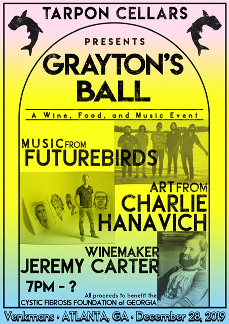 Grayton's Ball: A Wine, Art, and Music Event