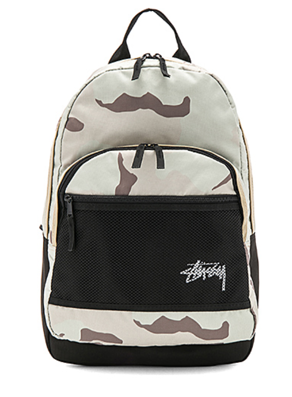 Stussy STOCK DESERT CAMO BACKPACK