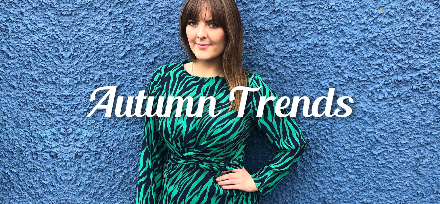 Autumn Trends | The Dresser Boutique Banbridge Northern Ireland