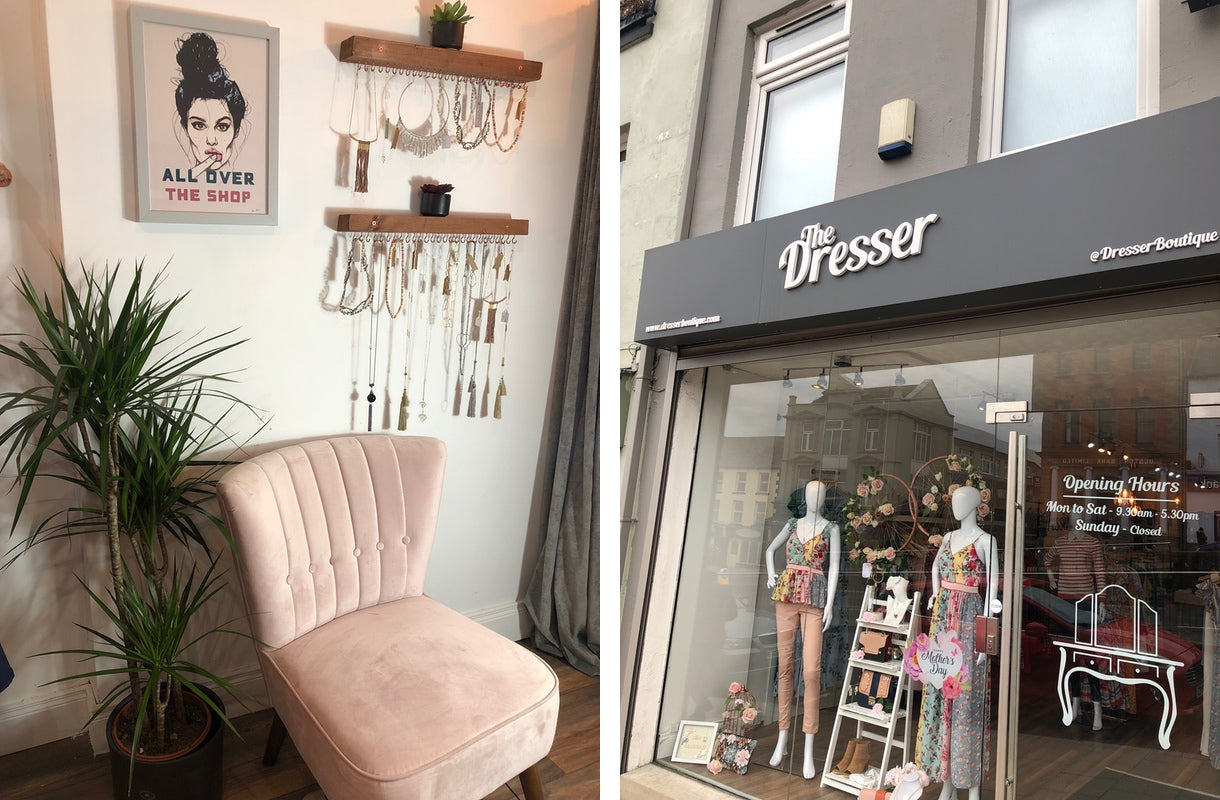 Banbridge Store | The Dresser Boutique Banbridge Northern Ireland